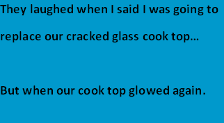 They laughed when I said I was going to 
